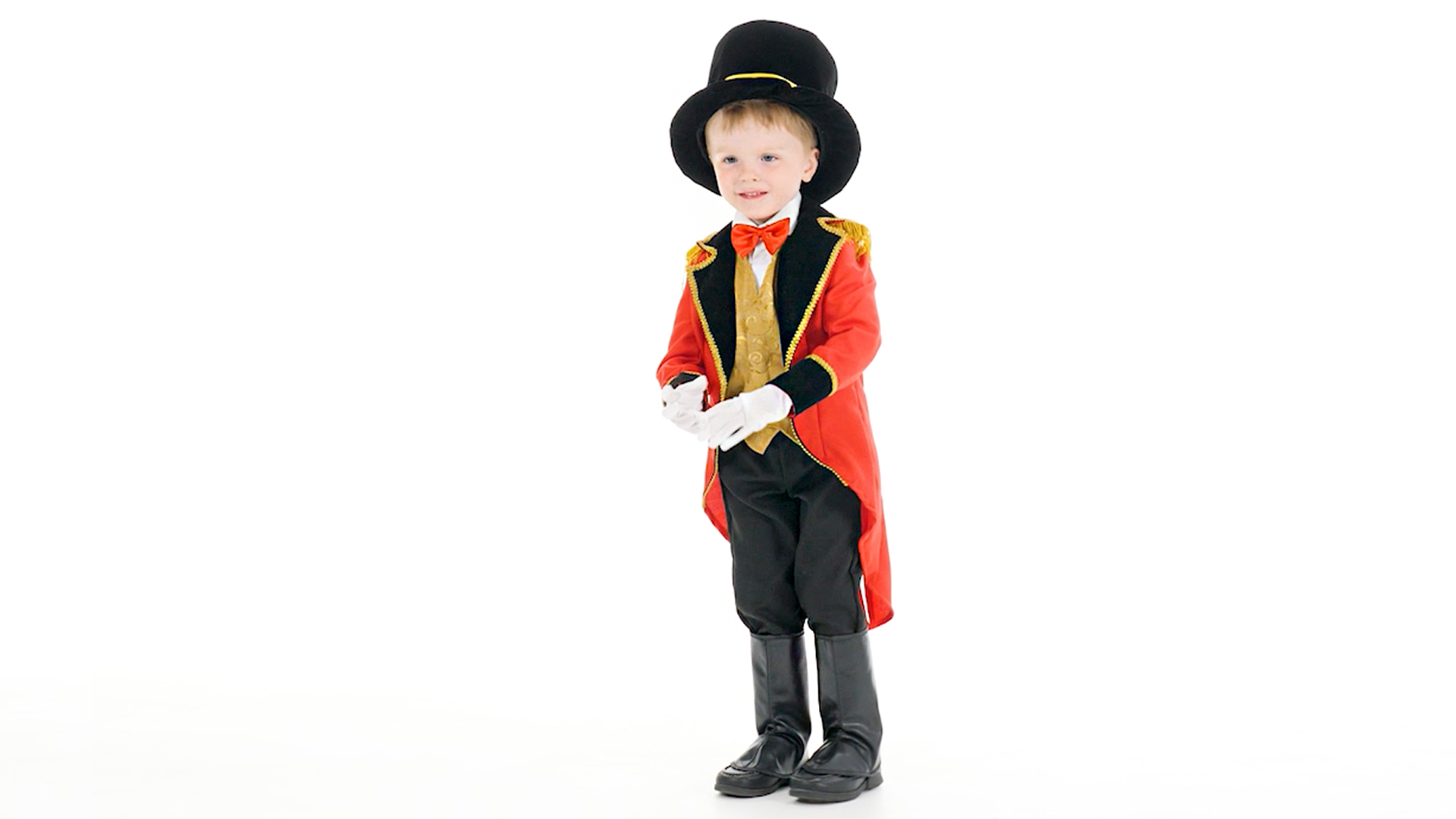 Ringmaster Costume for Toddlers