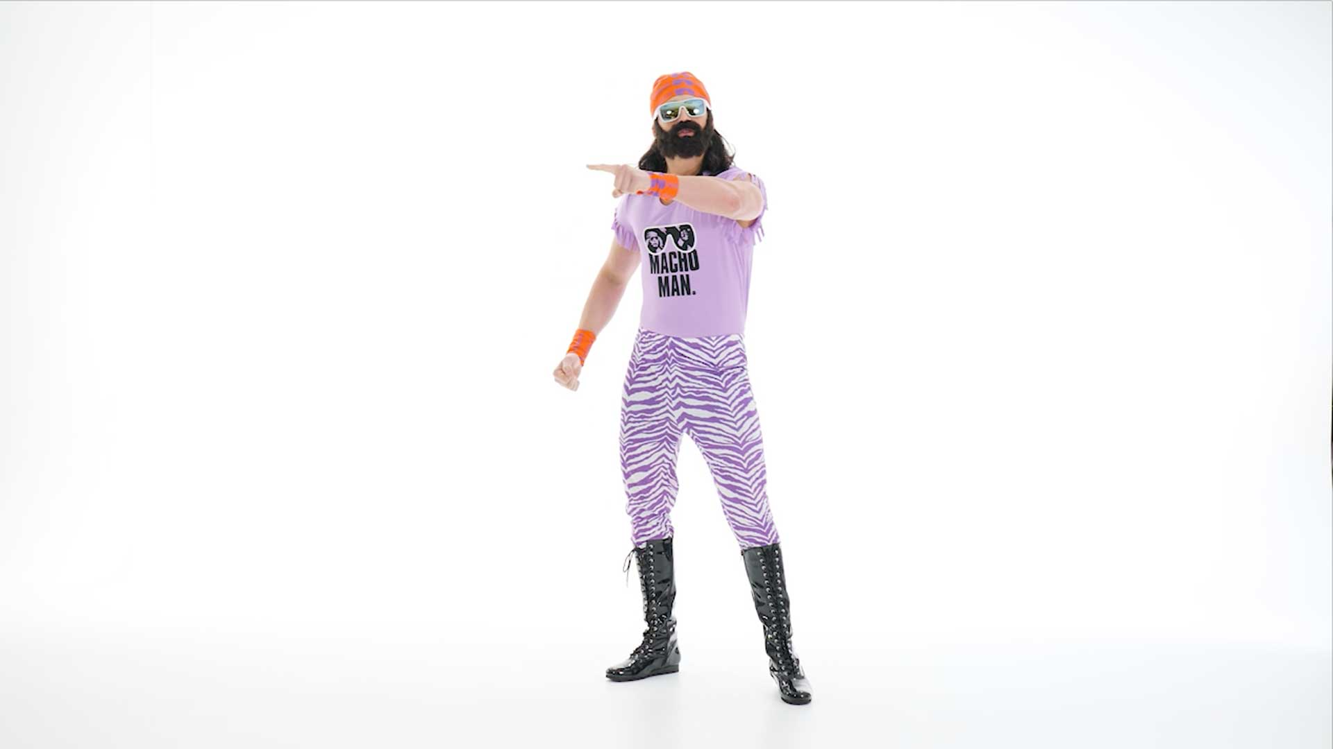 Macho Man Madness WWE Adult Costume
