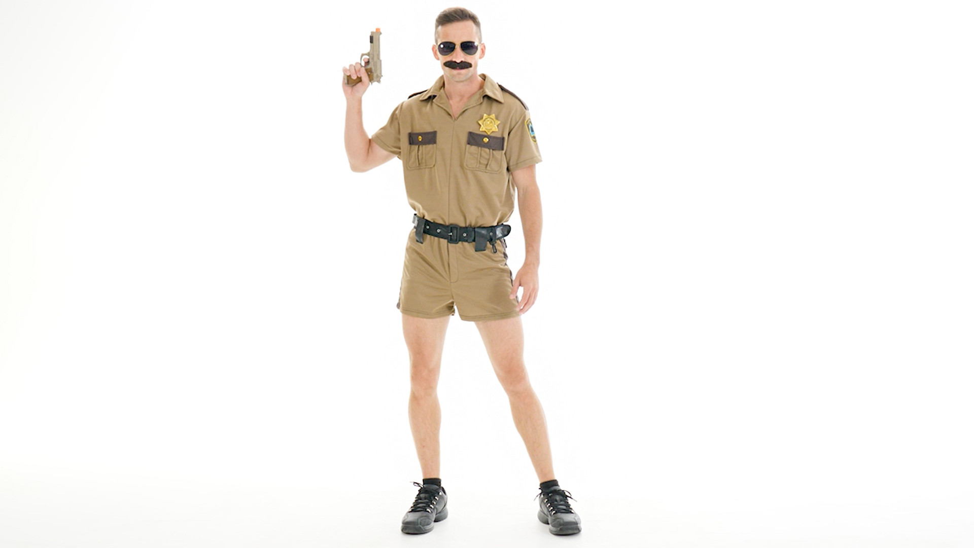 Lt. Dangle Costume
