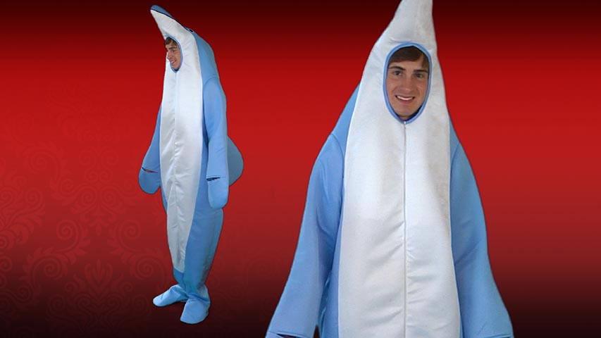 Adult Dolphin Costume