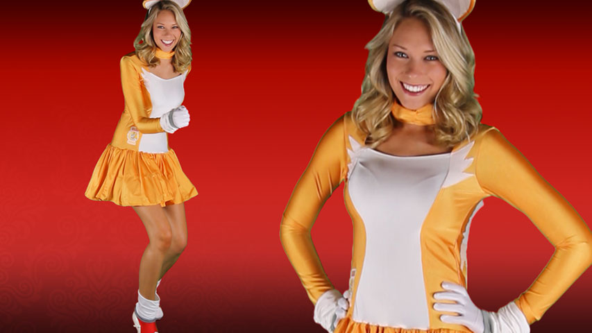sc 1 st  Halloween Costumes UK & Adult Tails Dress Costume