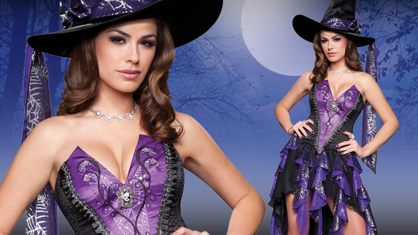 Bewitching Beauty Costume