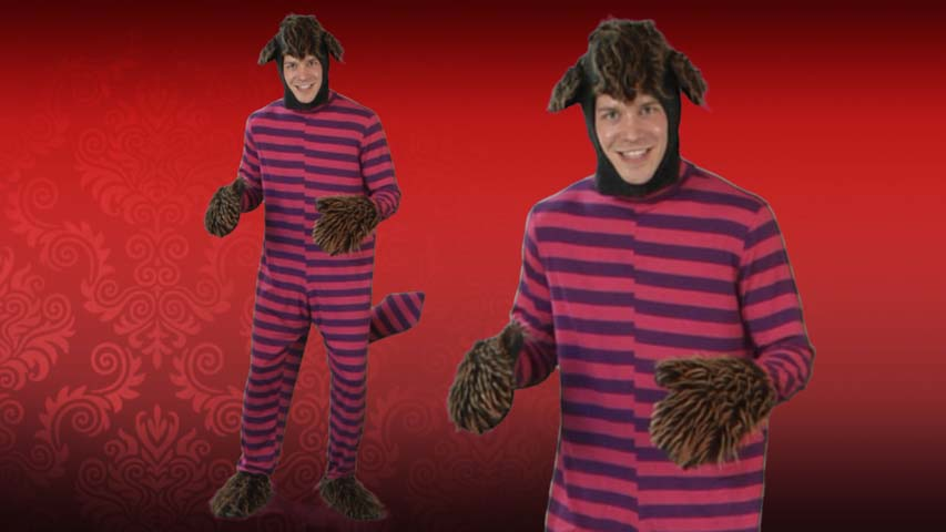 Cheshire Cat Adult Costume Video