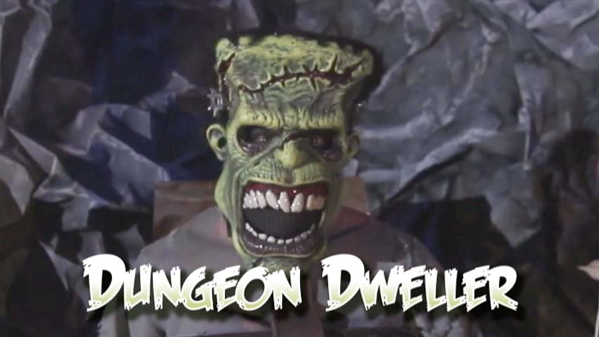 Dungeon Dweller Ani-motion Mask