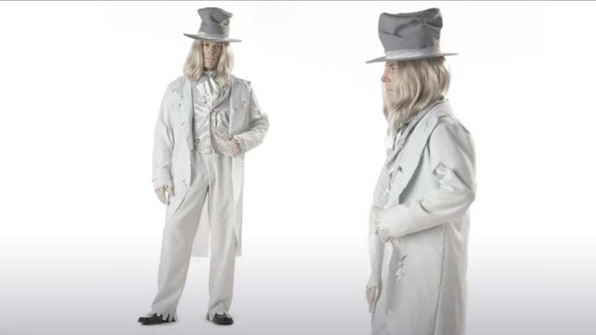 Ghostly Gentleman Costume