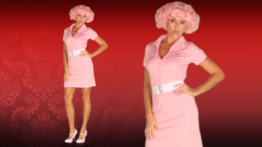 Grease Beauty School Dropout Costume
