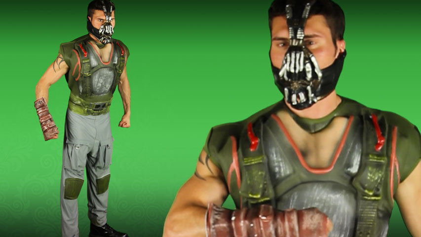 : bane deluxe costume  - Germanpascual.Com