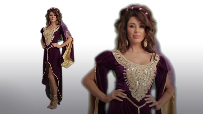 Queen of Thrones Costume