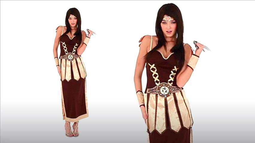 Sexy Trojan Warrior Costume