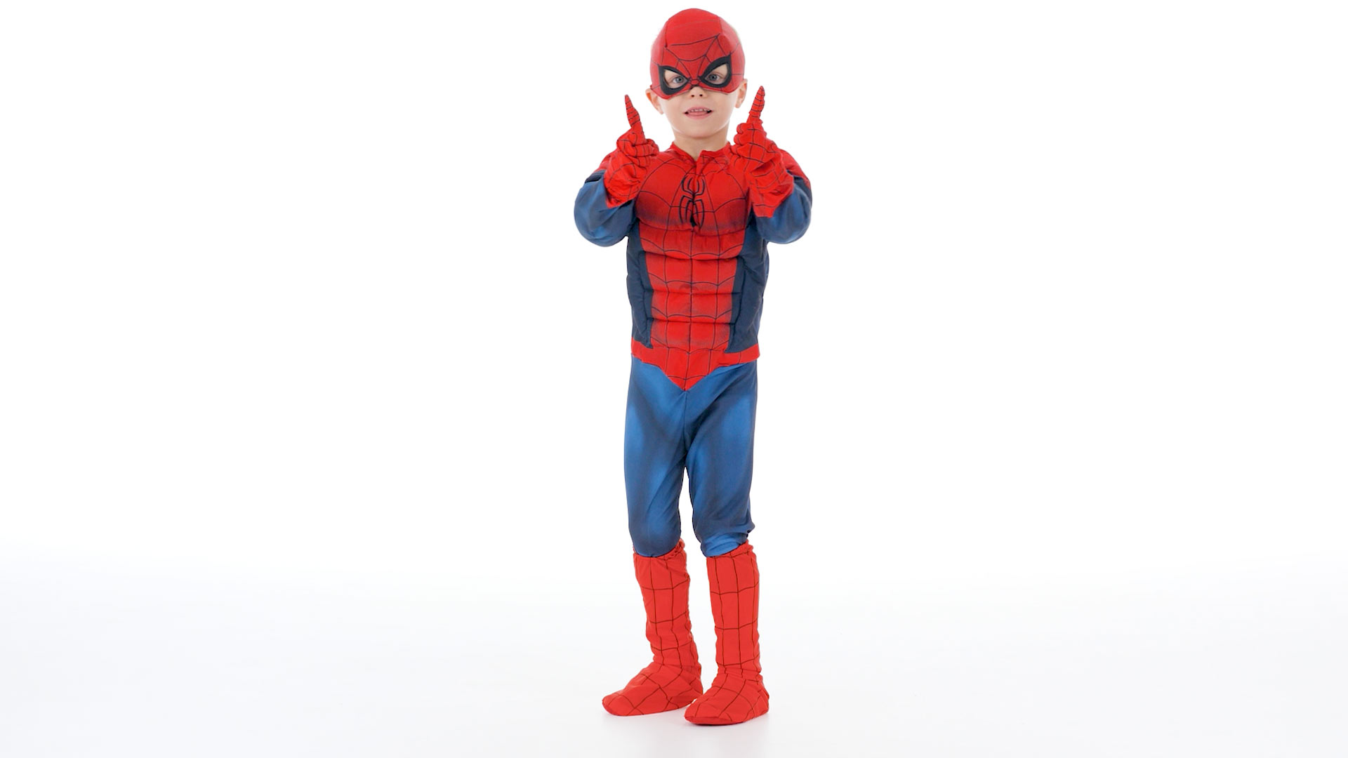 Marvel Toddler Spider-Man Costume