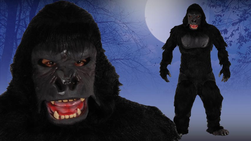 Two Bit Roar Gorilla Costume