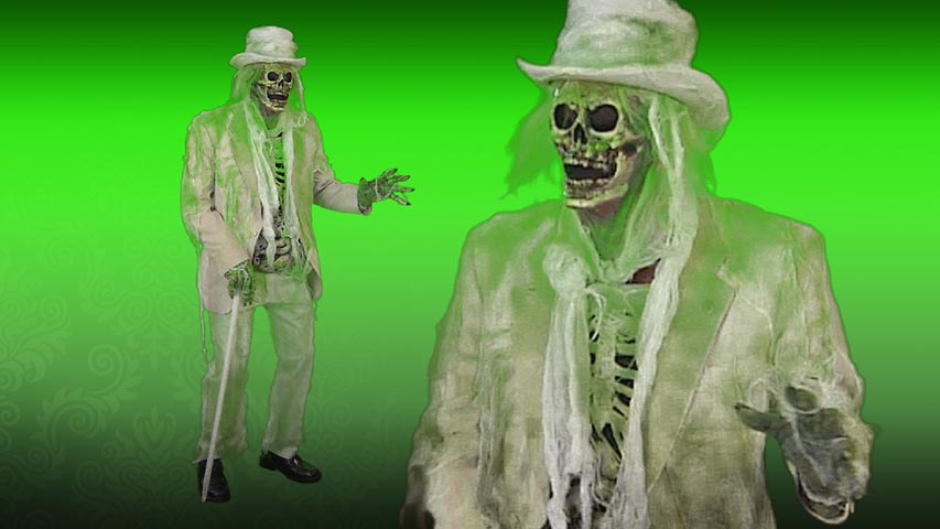 UV Spectre Costume