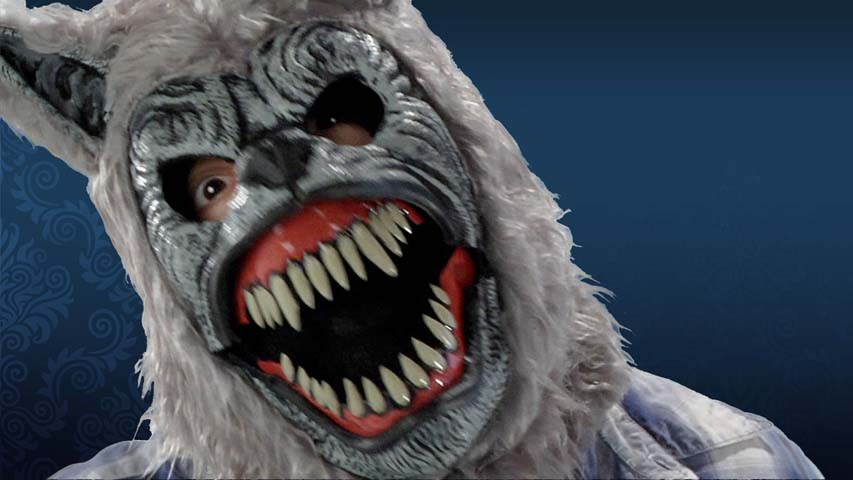 Werewolf Ani Motion Mask