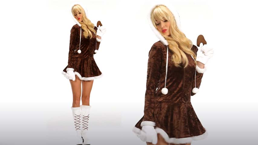Womens Eskimo Costume