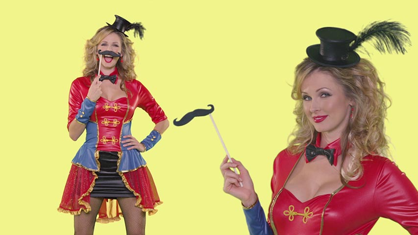 Womens Ringmaster Costume